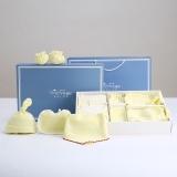 Ulasan Lengkap Tentang Pakaian Bayi Baru Full Moon Baby Baby Underwear 12 Pcs Gift Sets 3 6 Bulan Cotton Musim Semi Musim Gugur Dan Musim Panas Intl