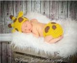 Diskon Produk Baru Lahir Rusa Caps Shorts Animal Cosplay Kostum Set Bayi Baby Rajutan Tangan Balita Crochet Beanie Fotografi Topi Intl Amart