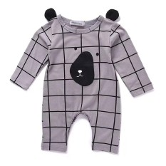 Beli Newborn Infant Baby Boy G*rl Bear Cotton Romper Jumpsuit Bodysuit Clothes Outfit Intl Murah Di Tiongkok