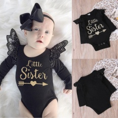 Bayi Baru Lahir Bayi Gadis Kapas Romper Lace Jumpsuit Bodysuit Kid Pakaian Pakaian Intl Oem Diskon