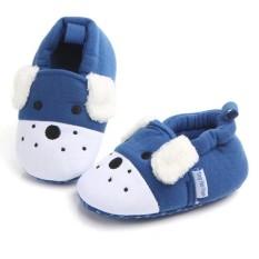 Baru Lahir Balita Baby Boy Girl Bayi Hangat Salju Boots Soft Sole Booties Sepatu untuk 0-18 Bulan-Intl