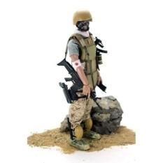 Terbaru DIY 12 X9D Poseable 1:6 Penyangga Bendable Soldier Tokoh Model Mainan-