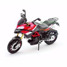 Tips Beli Newray Diecast Sepeda Motor Ducati Multistrada 1200S Mainan Anak Pajangan Miniatur