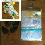 Next Bean Jumper Sleepsuit Baby Boy Tutup Kaki Size 12 Bulan Motif 2 Asli