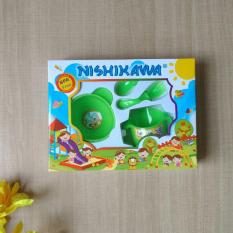 Nishikawa Feeding Set Premium Small 8320 Green