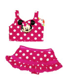 Toko Nixel S Swimsuit Minnie Polka Hot Pink Terlengkap