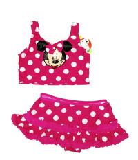 Toko Nixel S Swimsuit Minnie Polka Hot Pink Murah Banten