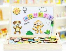 Beli Nixnox Mainan Edukasi Anak Papan Magnet Animal Korea Huruf Angka Nixnox Asli