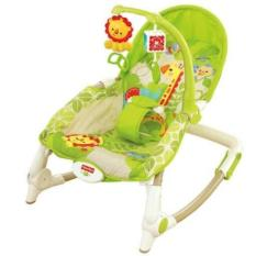 Toko Ntr Fisher Price Newborn To Toddler Portable Rocker Bouncer Rainforest Murah Di Indonesia