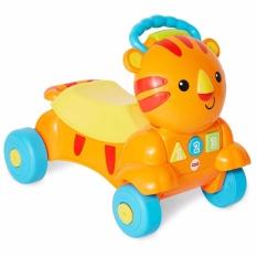 Tips Beli Ntr Fisher Price Tiger Ride On Walker Infant Stride To Ride Learning Yang Bagus