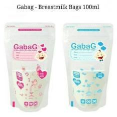 NTR Gabag Breastmilk Storage Bag Bags Boy & Girl Kantong Asi 100 ML 100ml