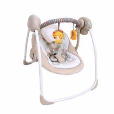 Berapa Harga Ntr Weeler Portable Swing 6194 Brown Ntr Di Indonesia