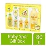Jual Cepat Ntr Zwitsal Baby Spa Gift Box Set Hadiah Kado