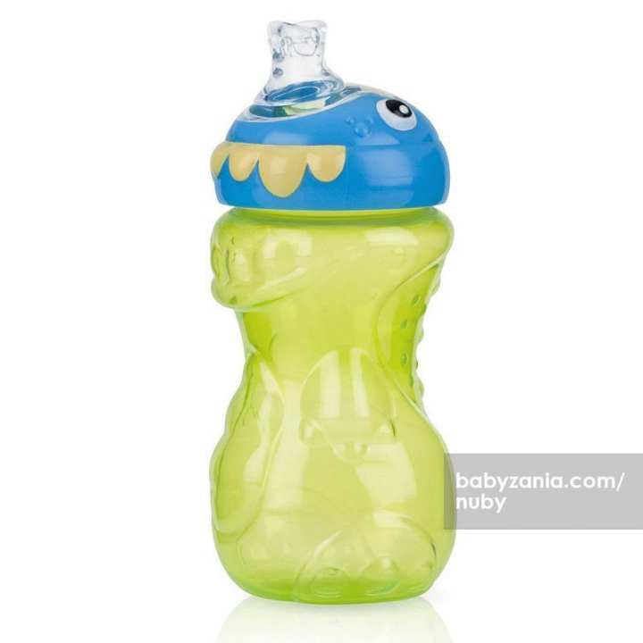 Nuby Monster Gripper Cup 6M+ - 330Ml