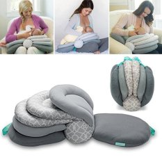Menyusui Menyusui Bayi Dukungan Cushion Baby Pillow Adjustable Brankas-Internasional By Litao.