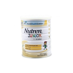 Spesifikasi Nutren Junior 800Gram Nestle Nutrition