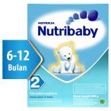 Jual Nutribaby 2 Plain 400Gr Box Murah Di Indonesia