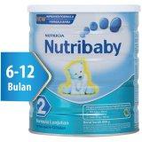 Spesifikasi Nutribaby 2 Susu Bayi 800Gr Murah Berkualitas