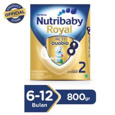 Jual Nutribaby Royal 2 Susu Bayi 800Gr Termurah
