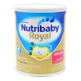 Nutribaby Royal Ha Allepre 1 Pro Susu Bayi 400Gr Indonesia
