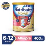 Review Nutribaby Royal Ha Allepre 2 Pro Susu Bayi 400Gr Indonesia