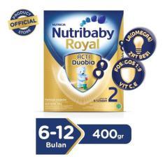 Nutribaby Royal Acti Duobio 2 Susu Bayi 400Gr Diskon Indonesia