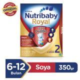 Jual Nutribaby Royal Soya 2 Susu Bayi 350 Gr Nutribaby Online