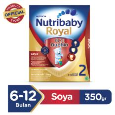 Nutribaby Royal Soya 2 Susu Bayi 350 Gr Original