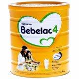 Spesifikasi Nutricia Bebelac 4 Susu Pertumbuhan Vanila 800 Gr Paling Bagus