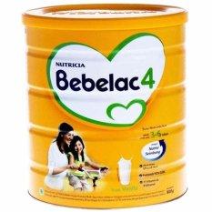 Promo Nutricia Bebelac 4 Susu Pertumbuhan Vanila 800 Gr Murah