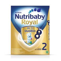 Jual Nutricia Nutribaby Royal Tahap 2 Box 800Gr Antik