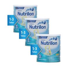 Review Nutrilon 3 Susu Pertumbuhan Madu 800Gr Bundle 3 Kaleng Jawa Barat