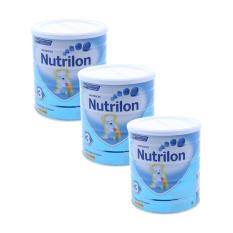 Nutrilon 3 Susu Pertumbuhan Vanila 800Gr Bundle 3 Kaleng Asli