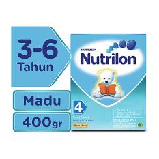 Ulasan Lengkap Tentang Nutrilon 4 Susu Pertumbuhan Madu 400Gr