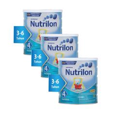 Review Nutrilon 4 Susu Pertumbuhan Madu 800Gr Bundle 3 Kaleng