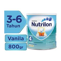 Harga Nutrilon 4 Susu Pertumbuhan Vanila 800Gr Online