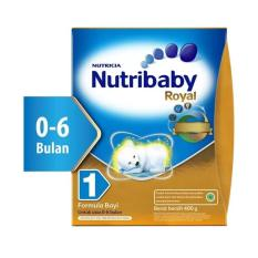 Promo Nutrilon Nutribaby Royal 1 Plain 400 Gr Di North Sumatra