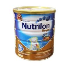 Nutrilon Royal 3 Vanilla Susu Formula [800 Gr]