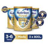 Jual Nutrilon Royal Acti Duobio 4 Madu 800Gr Bundle 3 Kaleng Murah