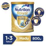Harga Nutrilon Royal Acti Duobio 3 Susu Pertumbuhan Madu 800Gr Online Jawa Barat