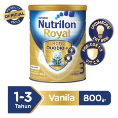 Harga Nutrilon Royal Acti Duobio 3 Susu Pertumbuhan Vanila 800Gr Nutrilon Online