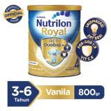 Nutrilon Royal Pronutra 4 Susu Pertumbuhan Vanila 800Gr Diskon Jawa Barat
