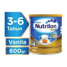 Harga Nutrilon Royal Pronutra 4 Susu Pertumbuhan Vanila 800Gr Yg Bagus