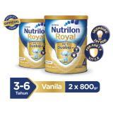 Spesifikasi Nutrilon Royal Acti Duobio 4 Vanilla 800Gr Bundle 2 Kaleng Beserta Harganya