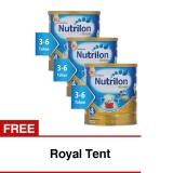 Miliki Segera Nutrilon Royal Pronutra 4 Susu Pertumbuhan Vanila 800Gr Bundle 3 Kaleng Free Royal Tent