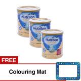 Jual Beli Nutrilon Royal Pronutra Soya 3 Rasa Vanila 700 Gr Bundle 3 Kaleng Free Colouring Mat