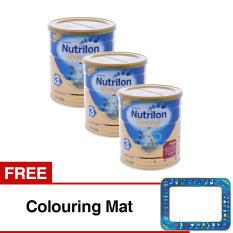 Ulasan Nutrilon Royal Pronutra Soya 3 Rasa Vanila 700 Gr Bundle 3 Kaleng Free Colouring Mat