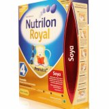 Review Nutrilon Royal Soya 4 Vanila 350 Gr Indonesia