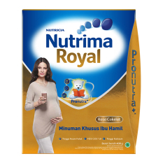 Review Pada Nutrima Royal Pro Susu Hamil 400Gr Chocolate