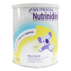 Nutrinidrink Vanila 400 Gram By Dedebayibunda.